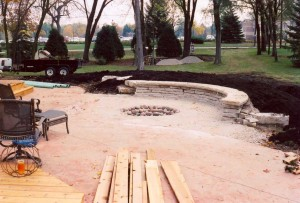 Waukesha Landscape installation